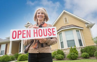 Holding a Real Estate Open House to Gain Prospects