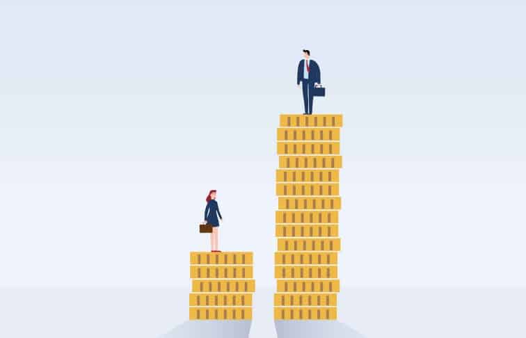 equal pay in real estate