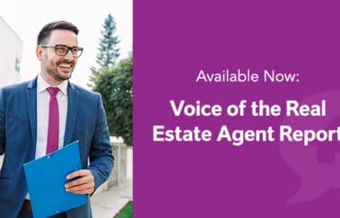 Voice of the Real Estate Agent Report Cover