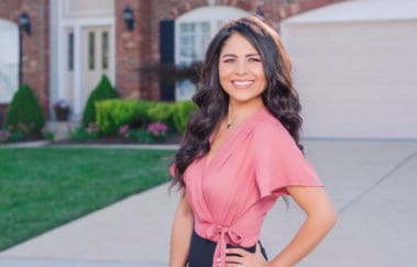 Keller Williams' Rookie of the Year Janette Avalos De Conte