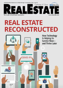 RISMedia May Magazine Cover