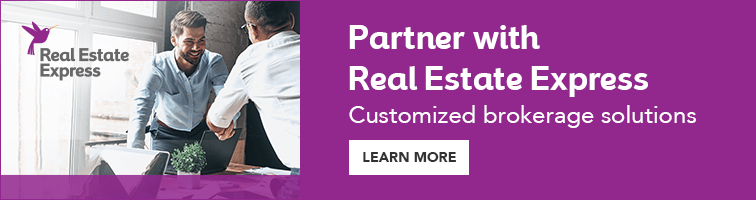 partner with Real Estate Express